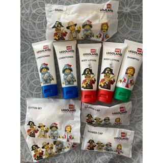 レゴ(Lego)のレゴランド アメニティ おまけ歯ブラシ(旅行用品)