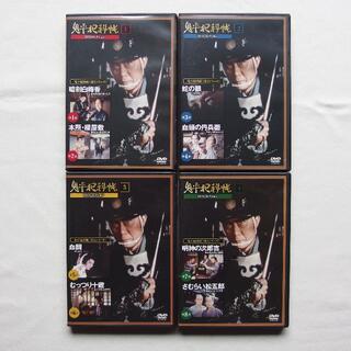 【送料無料】鬼平犯科帳 DVDコレクション 4枚(第1話~第8話)