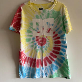 DC - DC タイダイTシャツ
