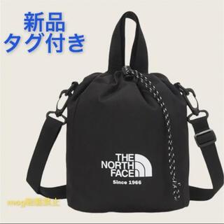THE NORTH FACE - 新品タグ付き ノースフェイス バケットミニバッグ 黒 2way トートバッグ