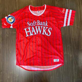 フクオカソフトバンクホークス(福岡ソフトバンクホークス)のソフトバンクホークス 鷹の祭典 ユニフォーム 2021 Lサイズ(応援グッズ)