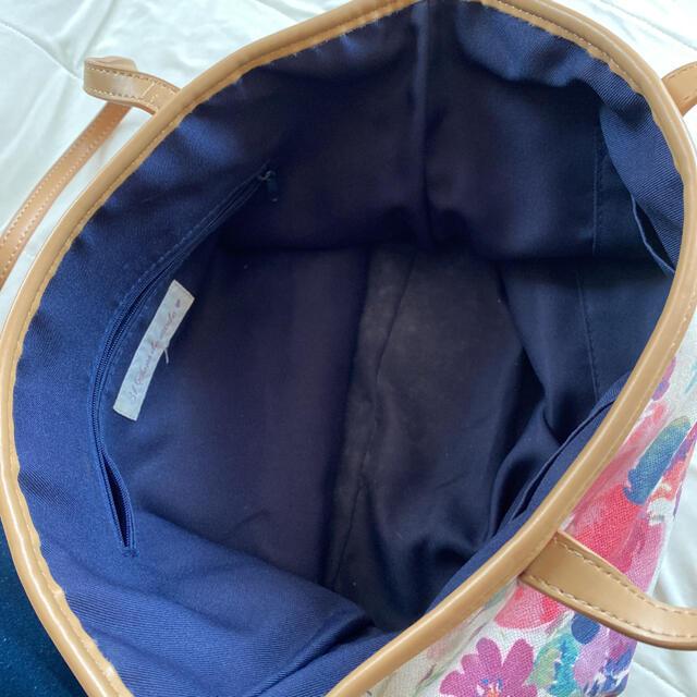 31 Sons de mode(トランテアンソンドゥモード)のトランテアン 花柄トートバッグ クラッチバッグ レディースのバッグ(トートバッグ)の商品写真