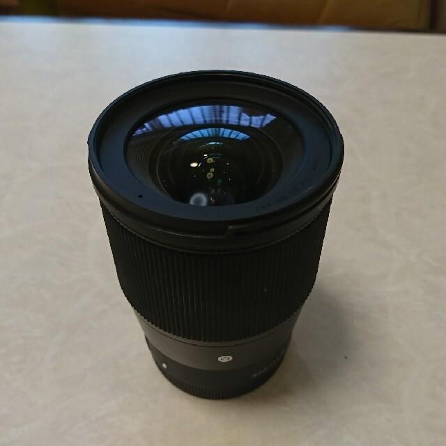 SIGMA(シグマ)のsigma 16mm f1.4 dc dn e-mount スマホ/家電/カメラのカメラ(レンズ(単焦点))の商品写真