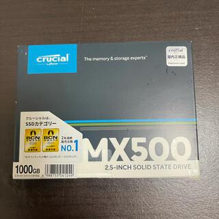 crucial MX500 SATA 6Gb/s 2.5-inch SSD1TB