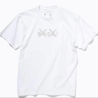 サカイ(sacai)のsacai KAWS TOKYO FIRST 会場限定 Tシャツ カウズ サカイ(Tシャツ/カットソー(半袖/袖なし))