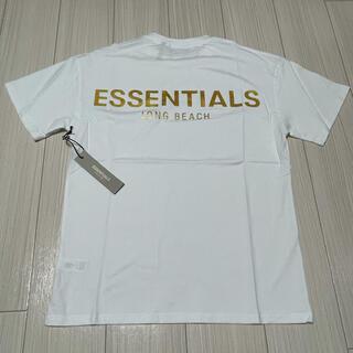 FEAR OF GOD - essentials ロングビーチTシャツ