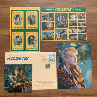 シャイニー(SHINee)のSHINee Atlantis(アイドルグッズ)