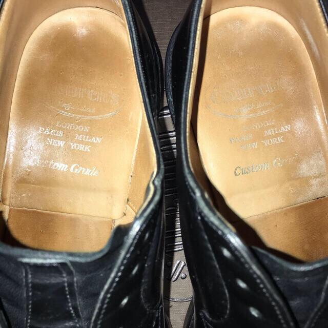 Church's(チャーチ)のkkkc様専用Church's チャーチ シャノン SHANNON 70F メンズの靴/シューズ(ドレス/ビジネス)の商品写真
