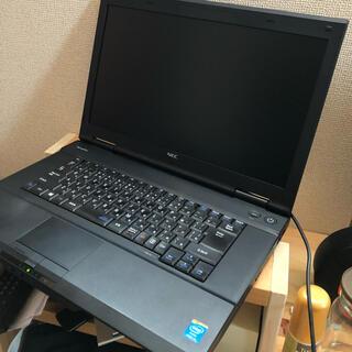 NEC - 中古 NEC VersaPro W10 15.6ワイド i5 SSD240