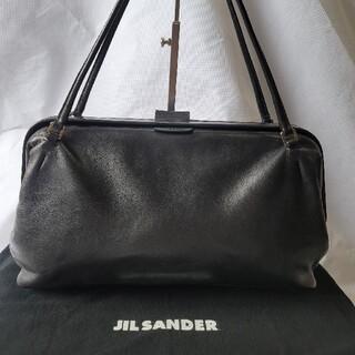 Jil Sander - JIL SANDER ドクターズ型 ショルダー バック