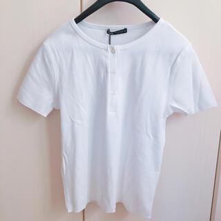 ZARA - ZARA Tシャツ タグつき