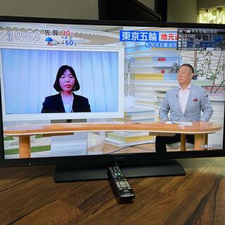 シャープ(SHARP)のSHARP液晶テレビ 40型(テレビ)