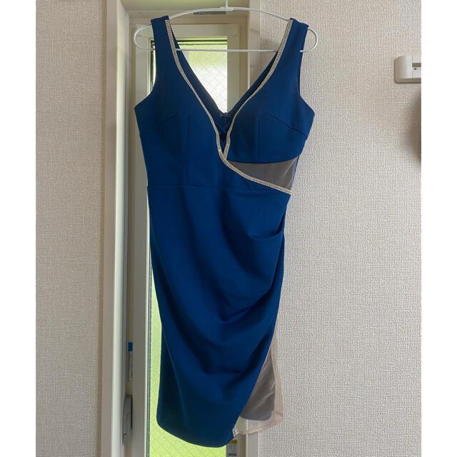 JEWELS(ジュエルズ)の真優川咲ちゃん着用ドレス♡ レディースのフォーマル/ドレス(ミニドレス)の商品写真