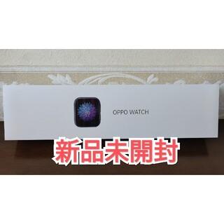 OPPO - OPPO Watch 41mm ブラック【新品未開封】