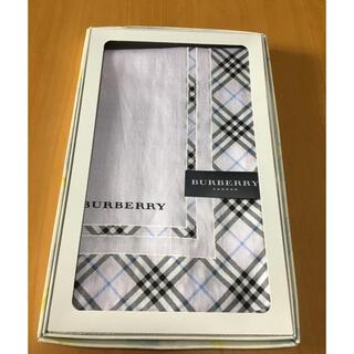 BURBERRY - パーバリーハンカチ