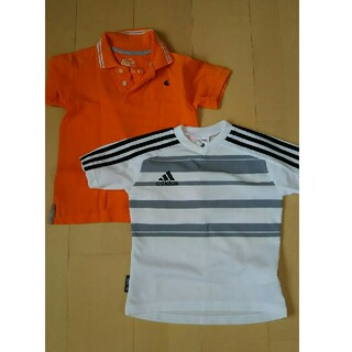 adidas - 男の子 Tシャツ 120サイズ