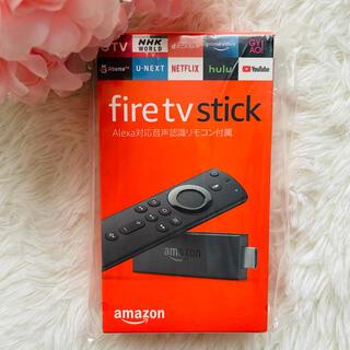 【新品未使用】fire tv stick アレクサ対応 第2世代