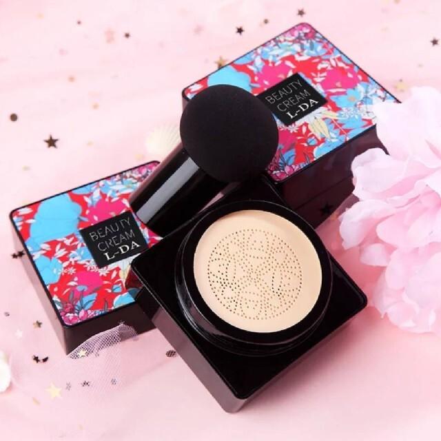 BEAUTY CREAM L-DA    クッションファンデーション コスメ/美容のベースメイク/化粧品(ファンデーション)の商品写真