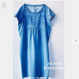 JOURNAL STANDARD - ジャーナルスタンダード ダンガリーデニムワンピース
