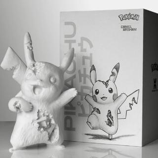 メディコムトイ(MEDICOM TOY)のDaniel Arsham Crystalized Pikachu(彫刻/オブジェ)