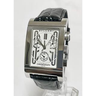 ブルガリ(BVLGARI)のブルガリ RTC49S クロノグラフ【オメガ・ロレックス・オーデマピゲ】(腕時計(アナログ))
