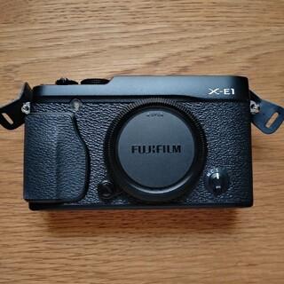 富士フイルム - FUJIFILM X-E1 ボディ