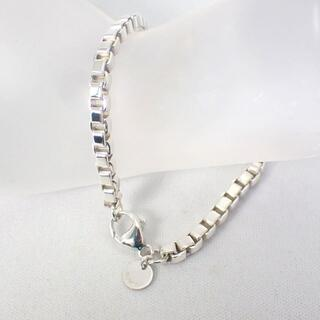 Tiffany & Co. - ティファニー SV925 ベネチアン ブレスレット[g506-9]