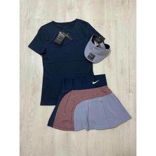 NIKE - ☆新品☆ NIKE  ナイキ 日本未入荷 テニスウェア  スコート US-S
