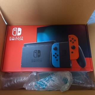 Nintendo Switch - 【新品】Nintendo Switch JOY-CON(L) ネオンブルー