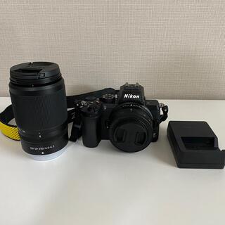 Nikon - Nikon Z50 ダブルレンズキット ミラーレスDX 16-50 50-250