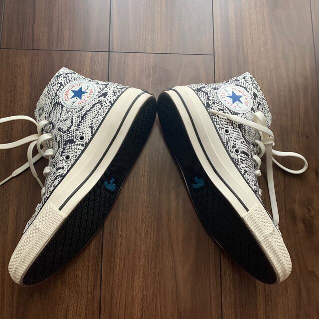 CONVERSE(コンバース)のコンバース パイソン ハイカット レディースの靴/シューズ(スニーカー)の商品写真