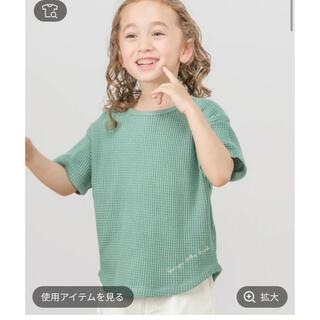 BAYFLOW - 美品 MIE ベイフロー ワッフルTシャツ