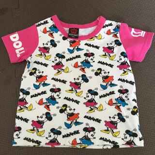 BABYDOLL - ベビードール ミニーちゃん Tシャツ 100