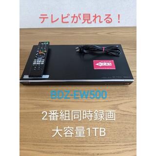 ブルーレイレコーダー 2番組同時録画 SONY ソニー BDZ-EW500