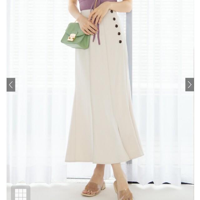 GRL(グレイル)のgrl スカート レディースのスカート(ロングスカート)の商品写真