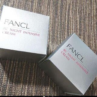 FANCL - 2個セット ファンケル BC ナイトインテンシヴクリーム 20g