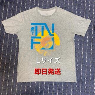 THE NORTH FACE - ノースフェイス Tシャツ tee  カモフラ Lサイズ ボックスロゴ