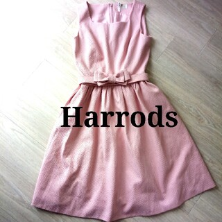 Harrods - 美品☆ハロッズ ワンピース
