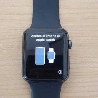 Apple Watch - Apple Watch Series 3 処分品