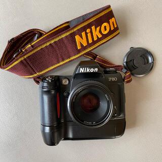 Nikon - 【中古美品】フィルムカメラ/ニコンF80/レンズ付