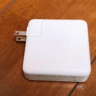 Apple - Macbook pro Apple 純正充電器 61W