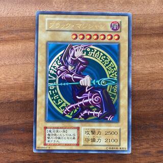 ユウギオウ(遊戯王)のブラック・マジシャン 初期 遊戯王(シングルカード)