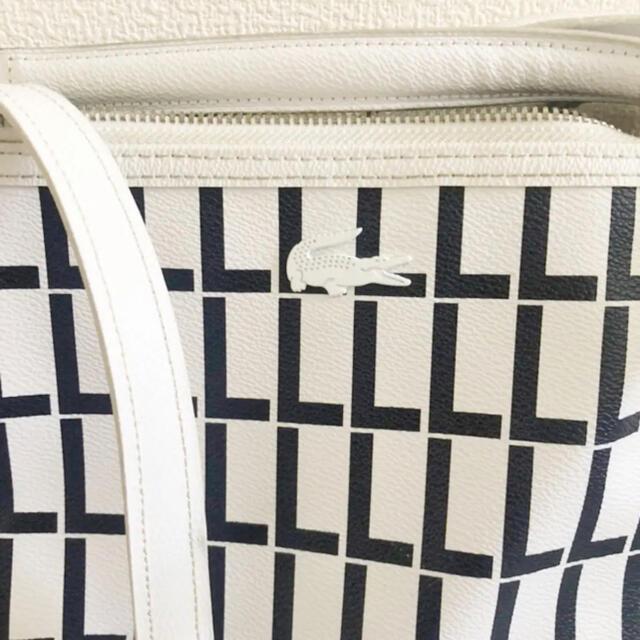 LACOSTE(ラコステ)の【限定値下げ】ラコステ ショルダーバッグ レディースのバッグ(ショルダーバッグ)の商品写真