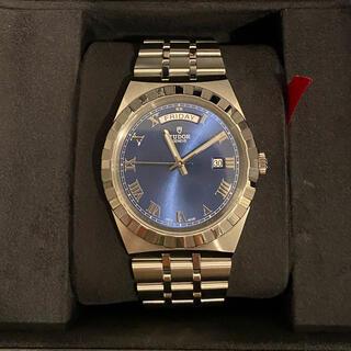 チュードル(Tudor)のtudor ロイヤル 41mm ブルー(腕時計(アナログ))