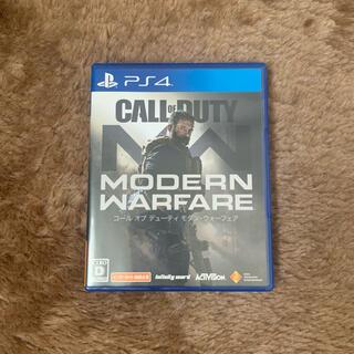 PlayStation4 - コール オブ デューティ モダン・ウォーフェア PS4