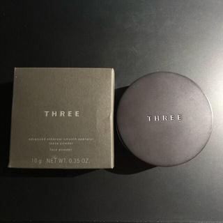 THREE - アドバンスドエシリアルスムースオペレータールースパウダー02
