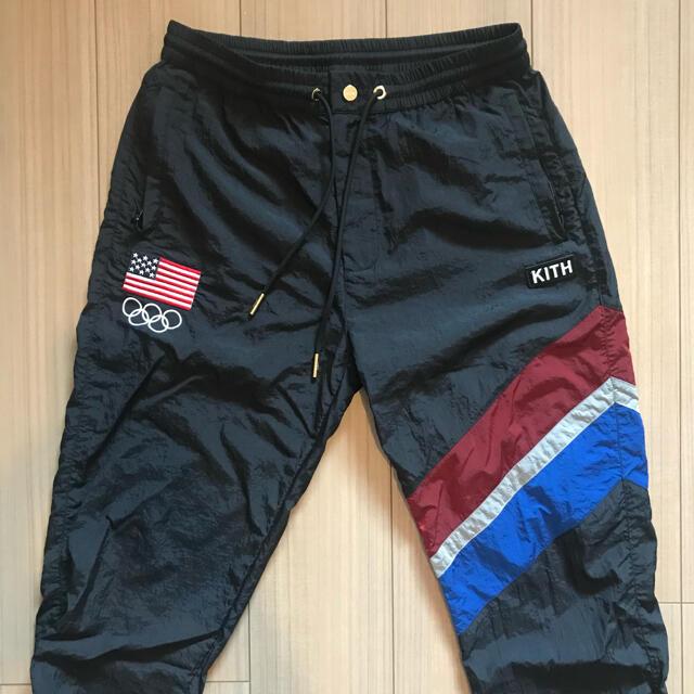 【Sサイズ】Kith Team USA Olympics Track Pant メンズのパンツ(その他)の商品写真
