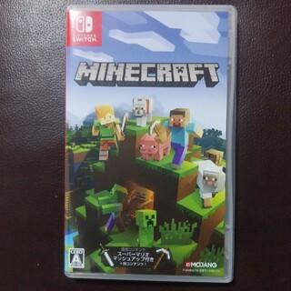 Nintendo Switch - Minecraft マインクラフト マイクラ