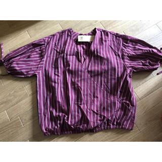 オゾック(OZOC)のOZOCカットソー(カットソー(半袖/袖なし))