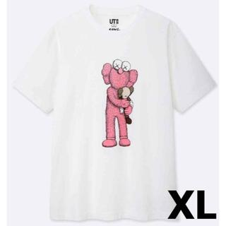 UNIQLO - 【ユニクロ】カウズ Tシャツ限定商品ホワイトXL★kaws新品未使用 完売品 限